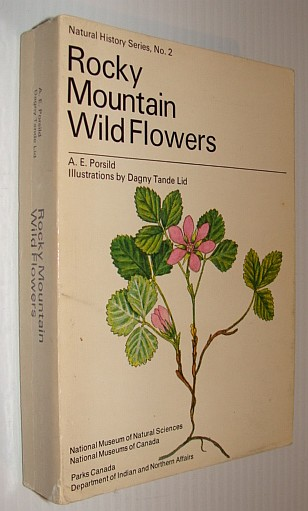 Image for Rocky Mountain Wild Flowers - Natural History Series, No. 2