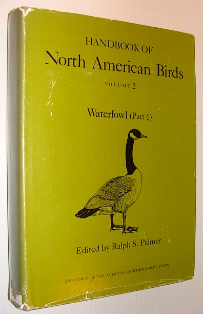 Image for Handbook of North American Birds Volume II: Waterfowl (part I) (Handbook of North American Birds, Vol. 2)