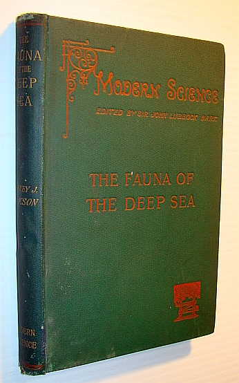 Image for The Fauna of the Deep Sea (Modern Science Series)