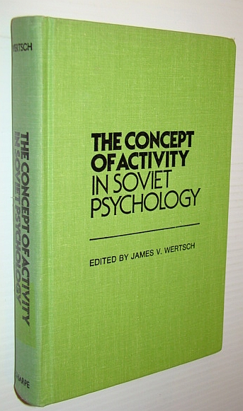 Image for The Concept of Activity in Soviet Psychology