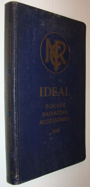 Image for Ideal Boilers, Radiators, Accessories: 1930 Product Catalogue