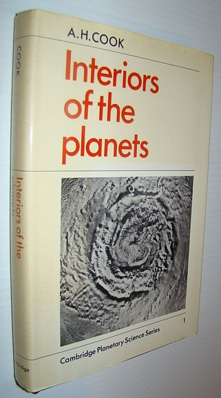 Image for Interiors of the Planets (Cambridge Planetary Science Old)
