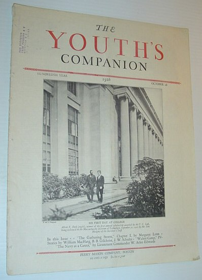 Image for The Youth's Companion, October 28, 1926