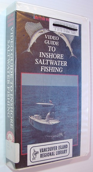 Image for Video Guide to Inshore Saltwater Fishing - VHS Video Tape in Case
