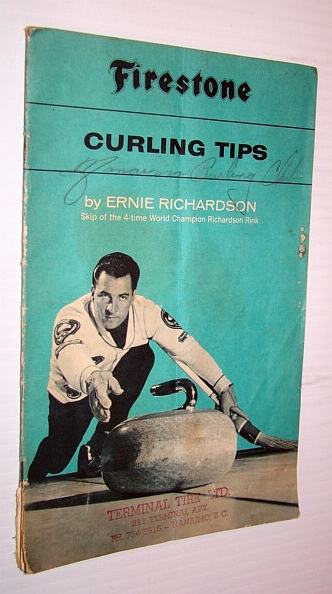 Image for (Firestone) Curling Tips