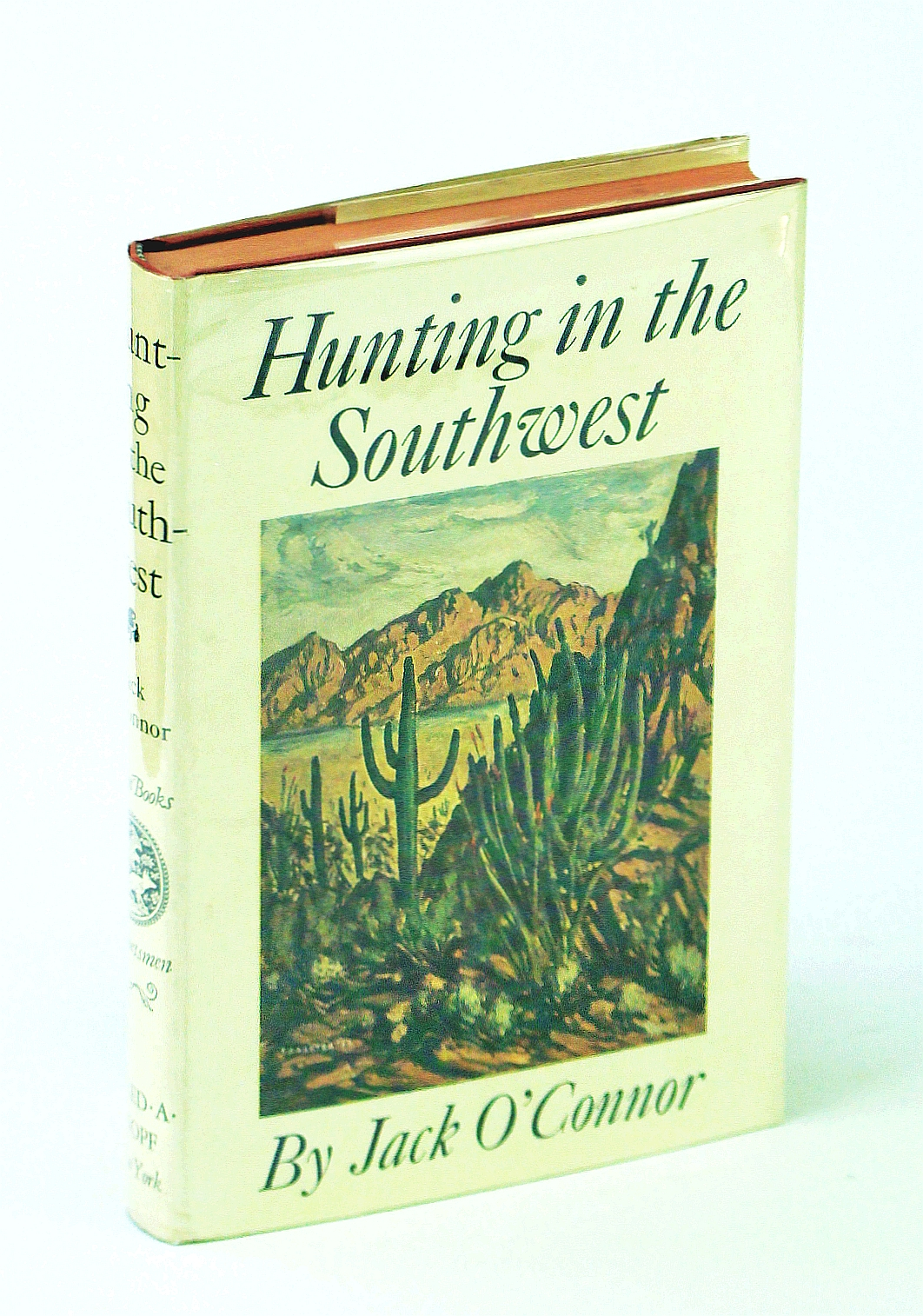 Image for Hunting in the Southwest