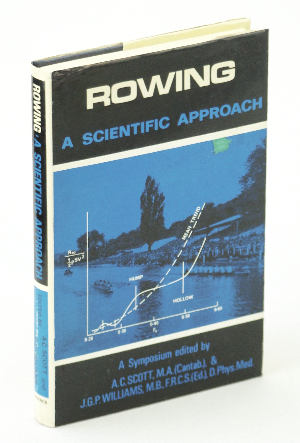 Image for Rowing: A Scientific Approach