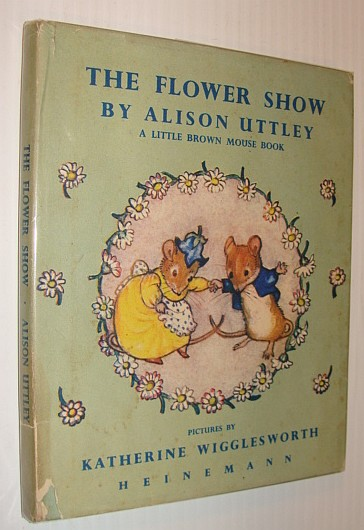 Image for The Flower Show - Little Brown Mouse Book #10 (Ten)