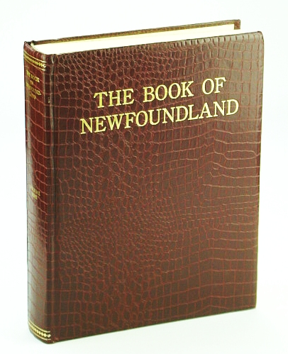 Image for The Book of Newfoundland, Vol. 5