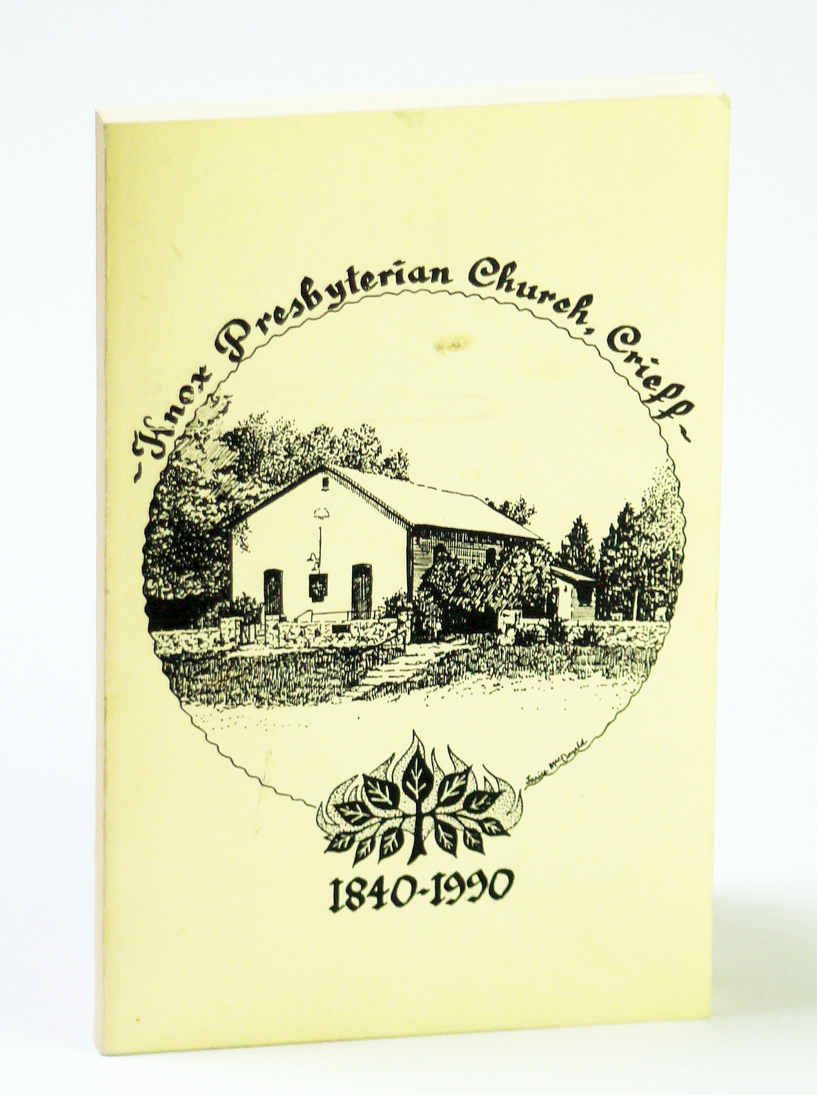 Image for Knox Presbyterian Church, Crief [Ontario]