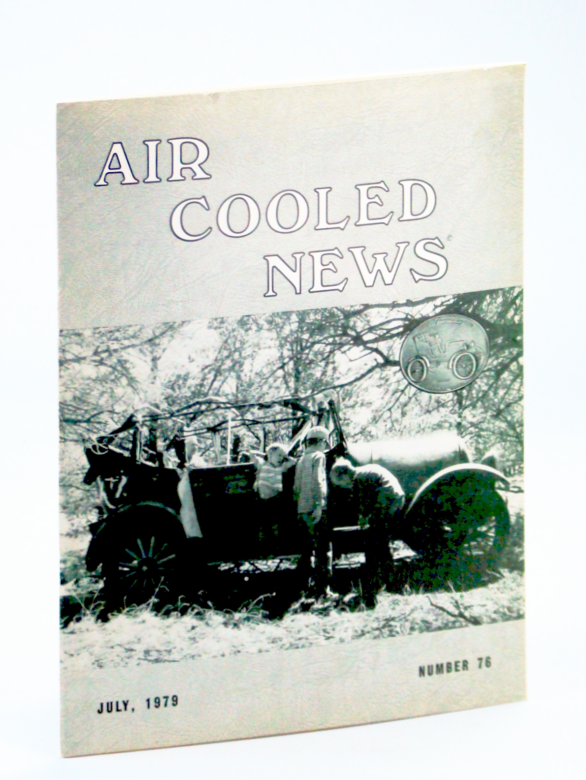 Image for Air Cooled News, Number 76, July 1979, Vol. XXVII, No. 1 - Grandfather's Franklin