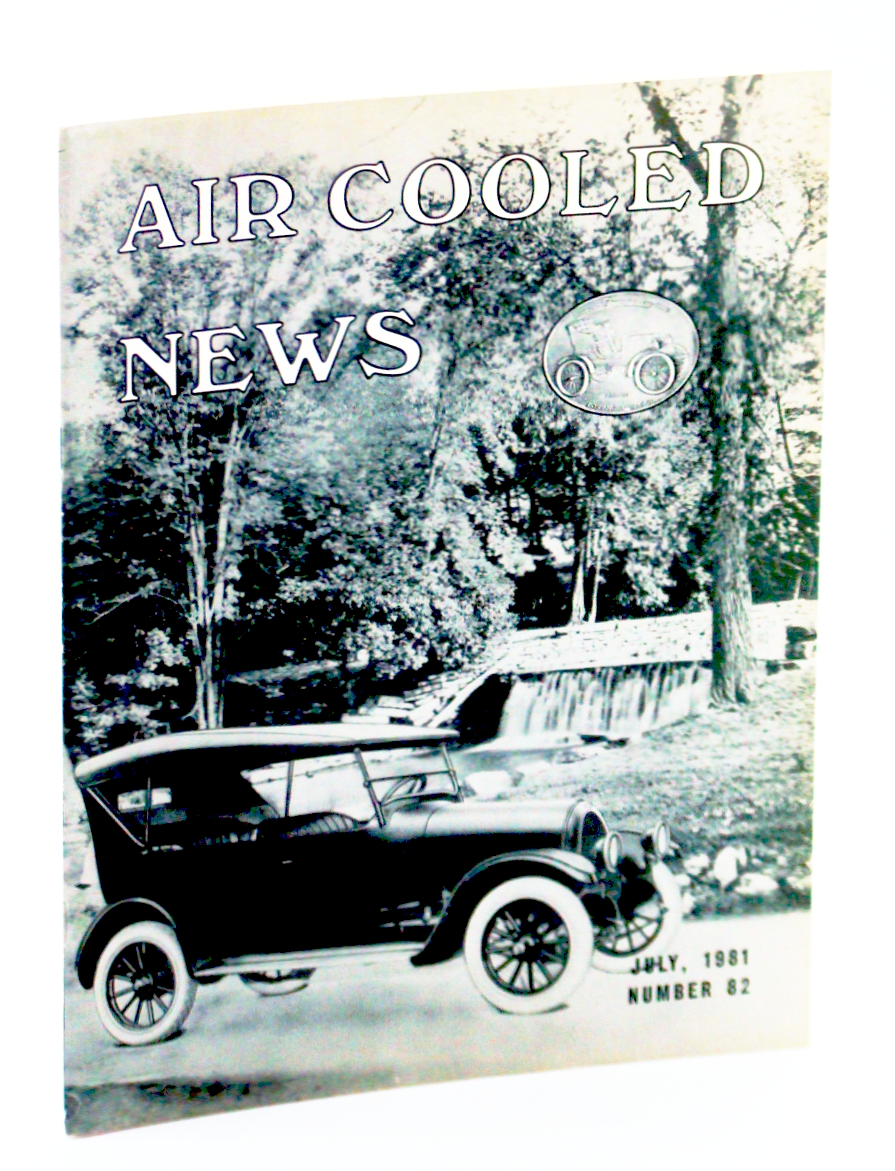 Image for Air Cooled News, Number 82, July 1981, Vol. XXVIII, No. 1 - Franklin Engines 1902-1909 / Ralph Hamlin