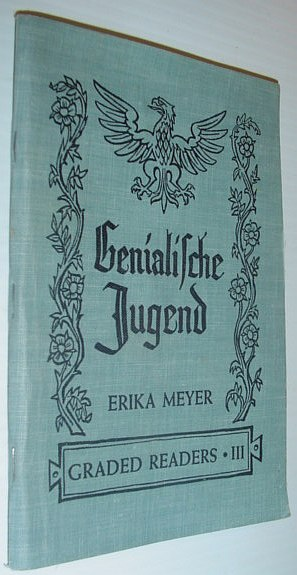 Image for Genialische Jugend: German Graded Readers - Book Three