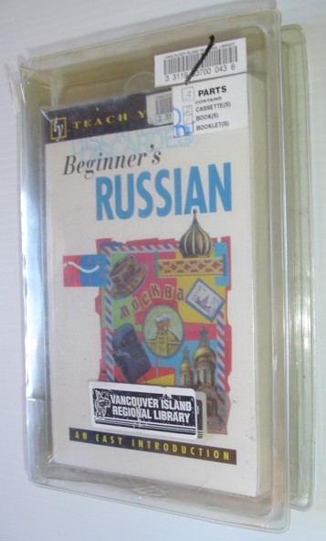 Image for Beginner's Russian: An Easy Introduction (Teach Yourself)