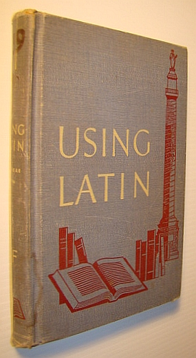Image for Using Latin - Book Two (2): Language, Literature and Life