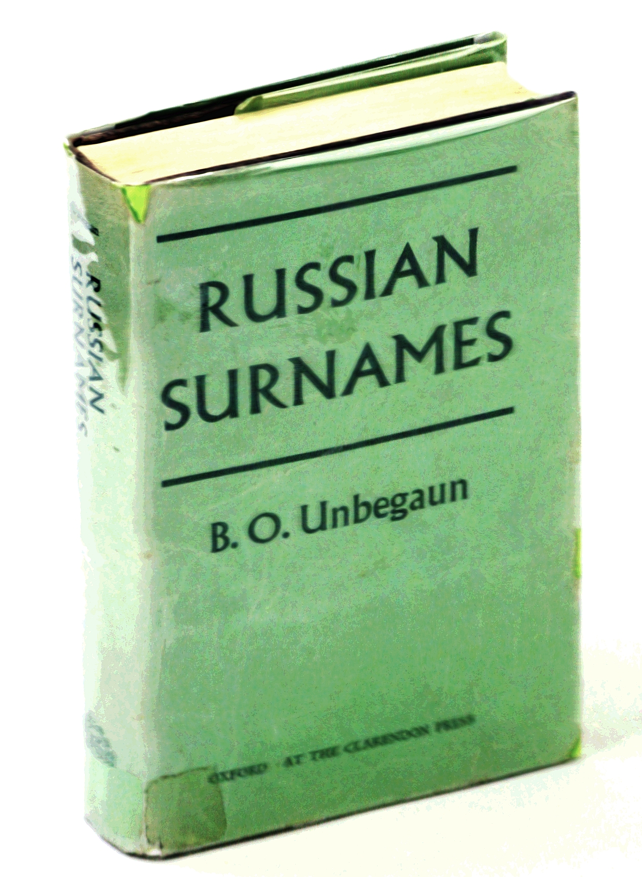 Image for Russian surnames