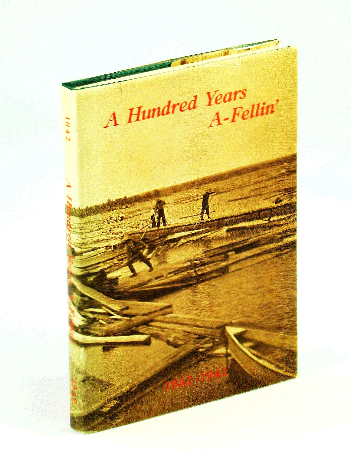Image for A Hundred Years A-Fellin'