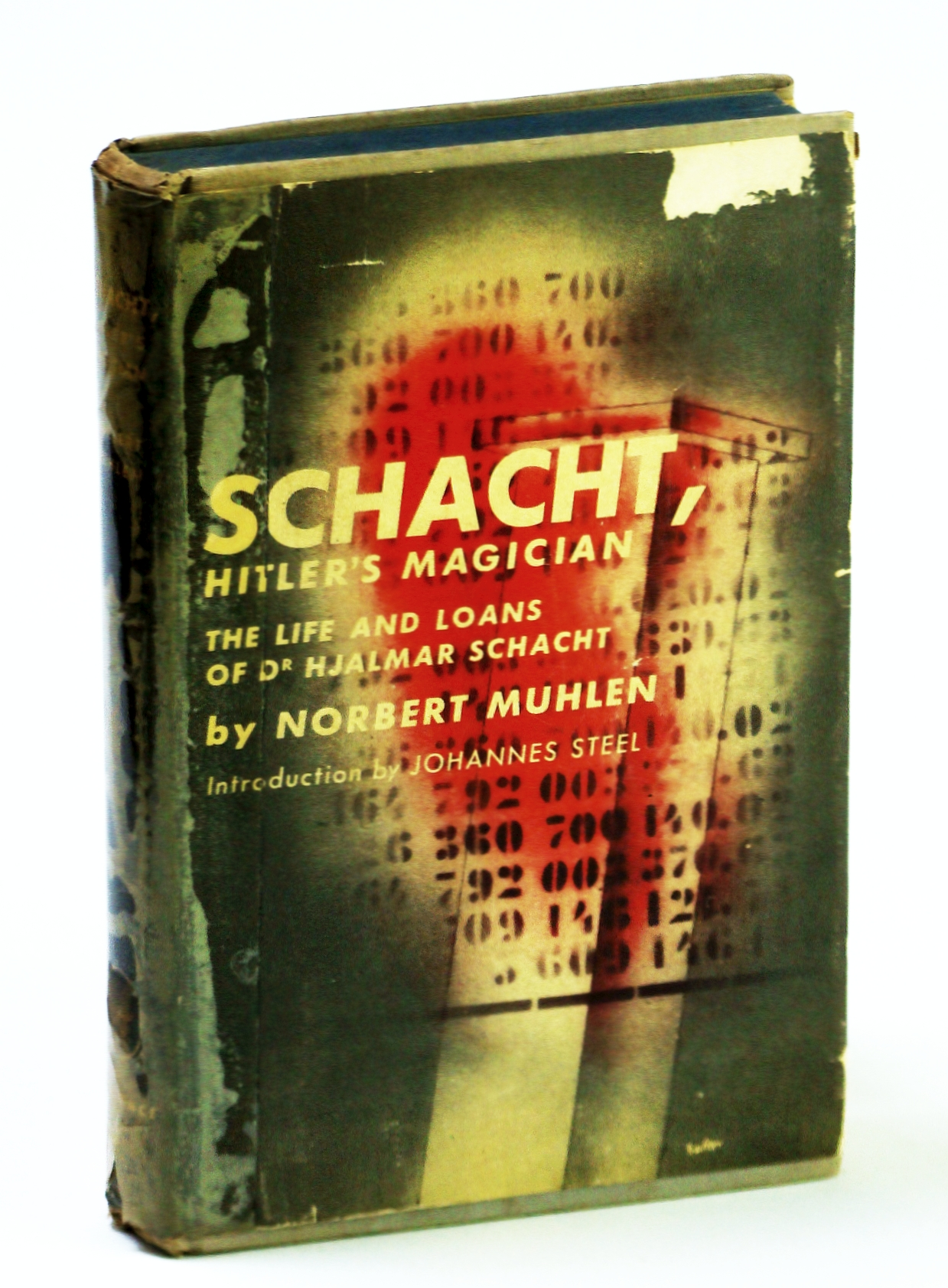 Image for Schacht: Hitler's magician,: The life and loans of Dr. Hjalmar Schacht,