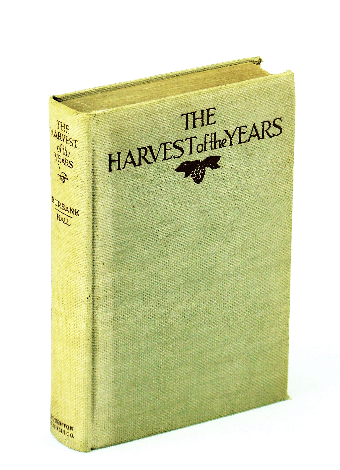 Image for The Harvest of the Years
