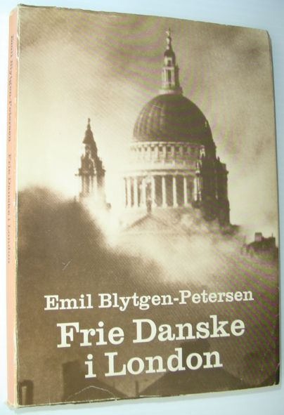 Image for Frie Danske i London 1940-45 (Danish Edition)