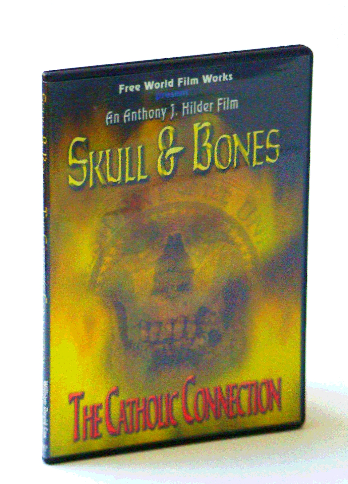 Image for Skull & Bones- The Catholic Connection