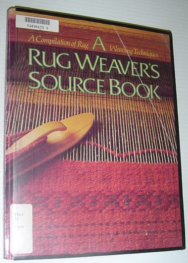 Image for Rug Weaver's Source Book
