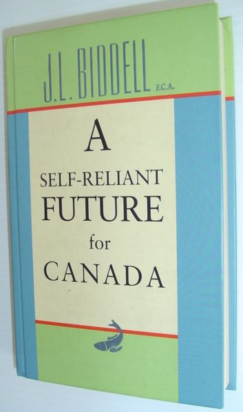 Image for A self-reliant future for Canada