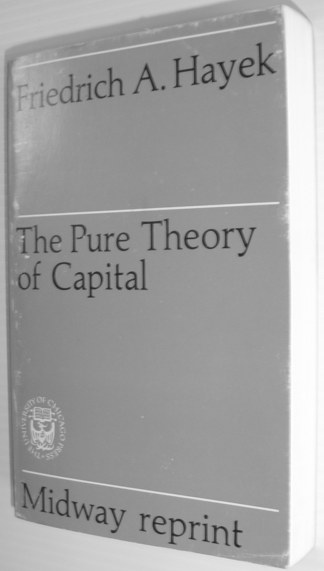Image for The Pure Theory of Capital