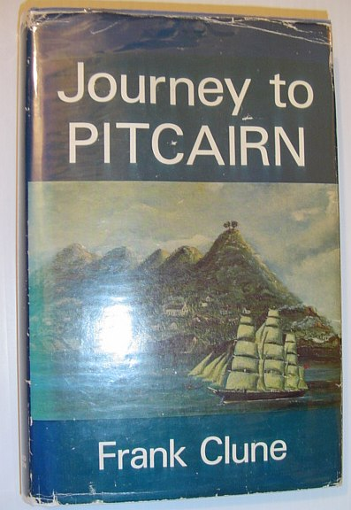 Image for Journey to Pitcairn