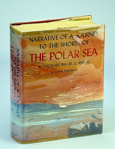 Image for Narrative of a Journey to the Shores of the Polar Sea : In the Years 1819, 20, 21, and 22