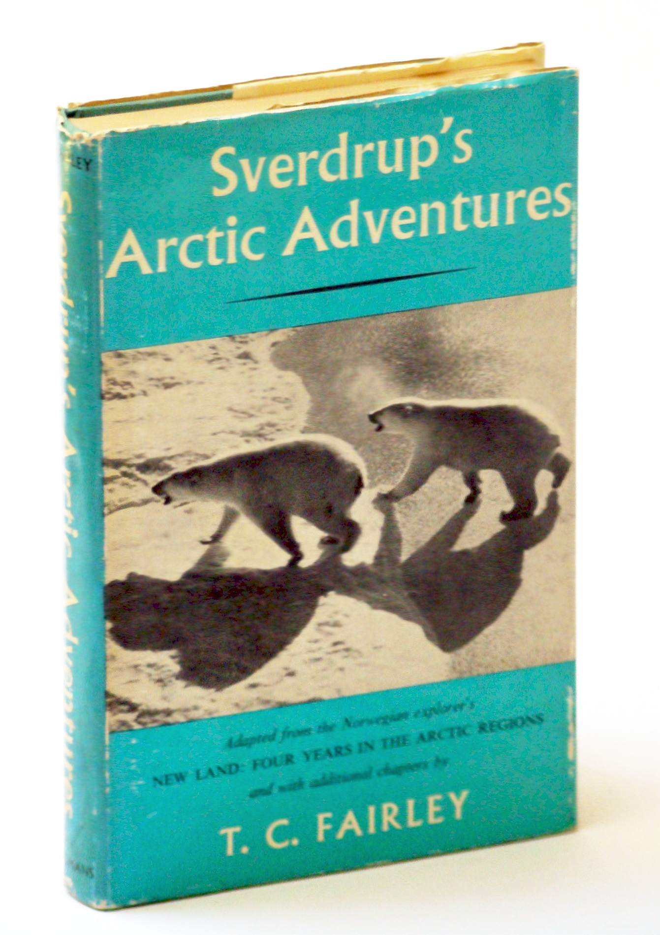 Image for Sverdrup's Arctic Adventures