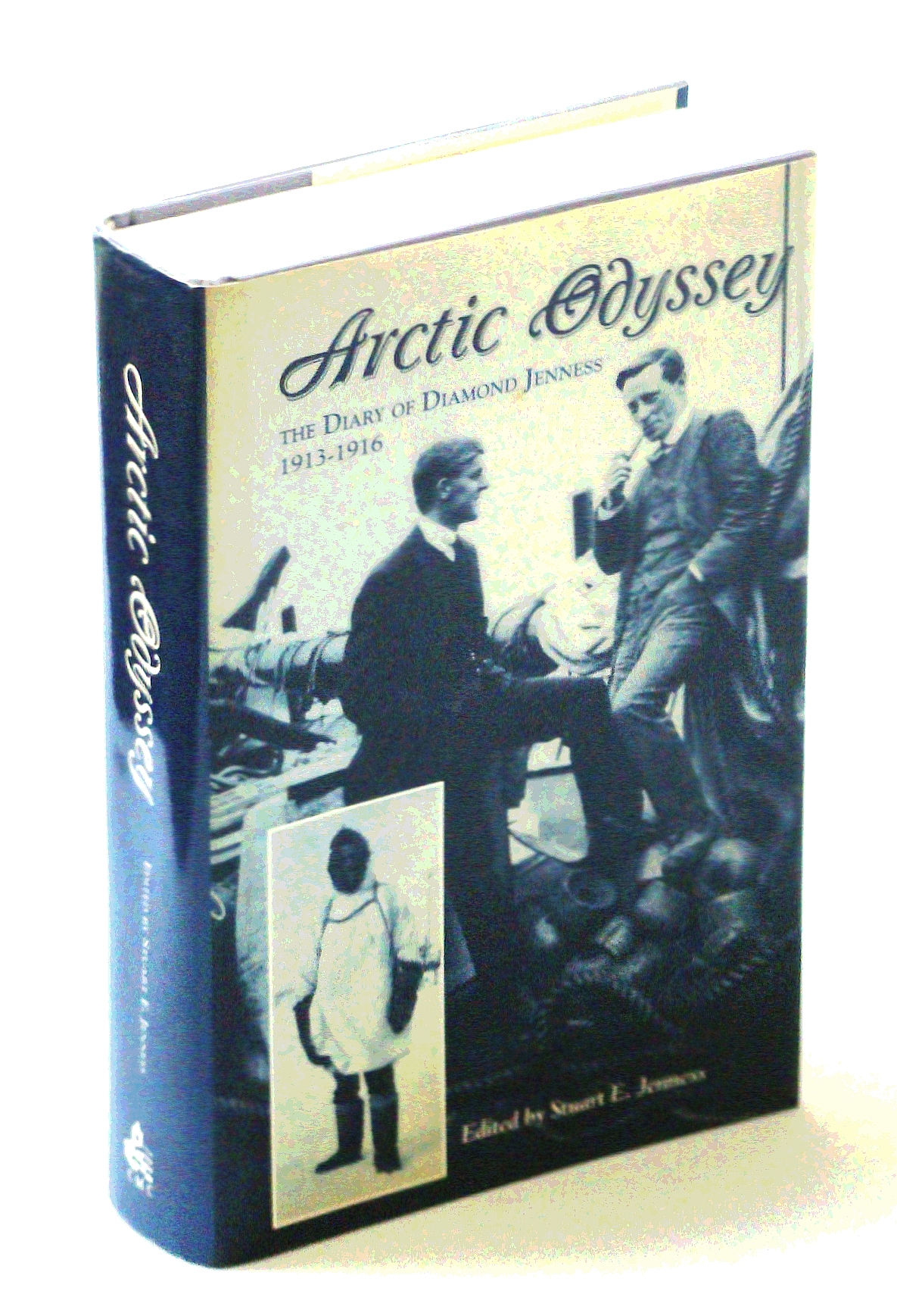 Image for Arctic Odyssey: The Diary of Diamond Jenness, 1913-1916