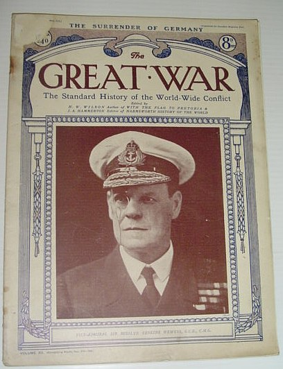 Image for The Great War Magazine - Part 240 *THE SURRENDER OF GERMANY*