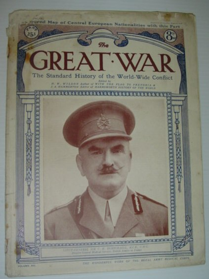 Image for The Great War Magazine - Part 253 - 21 June 1919 *The Wonderful Work of the Royal Army Medical Corps*