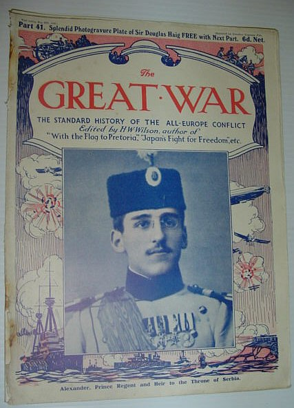 Image for The Great War Magazine - Part 41 - 29 May 1915