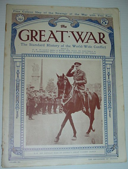 Image for The Great War Magazine: Part 263, 30 August, 1919