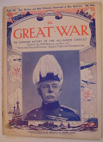 Image for The Great War Magazine - Part 50: The Standard History of the All-Europe Conflict (World War 1/One)  July 31st, 1915