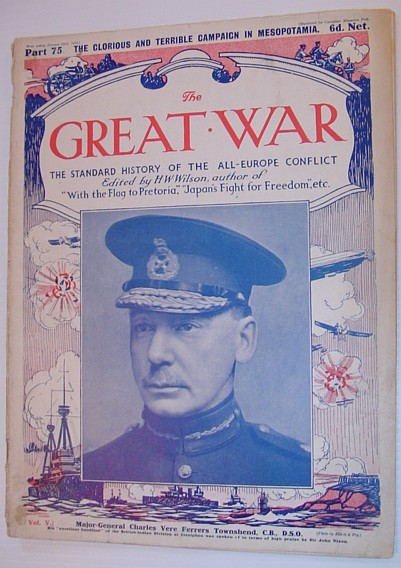 Image for The Great War Magazine - Part 75: The Standard History of the All-Europe Conflict (World War 1/One)  January 22nd, 1916