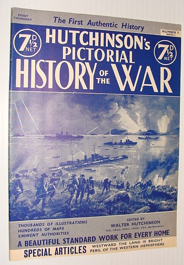 Image for Hutchinson's Pictorial History of the War, Series 11, Number 7, April 30 - May 6, 1941