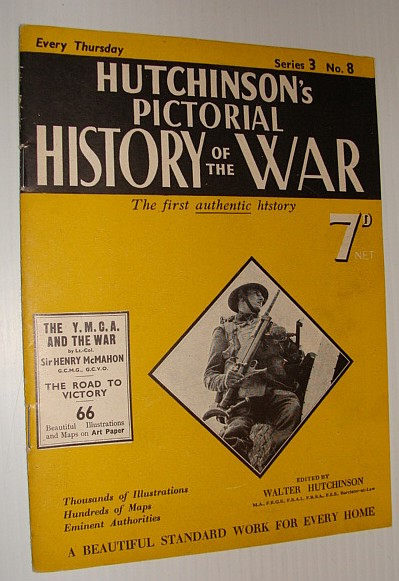 Image for Hutchinson's Pictorial History of the War, Series 3, No. 8, 7 February 1940 - 13 February, 1940