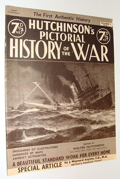Image for Hutchinson's Pictorial History of the War, Series 7, Number 7, September 18 - September 24, 1940