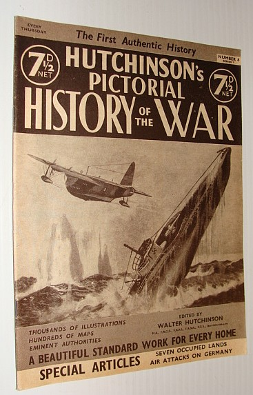 Image for Hutchinson's Pictorial History of the War, Series 7, Number 8, September 25 - October 1, 1940
