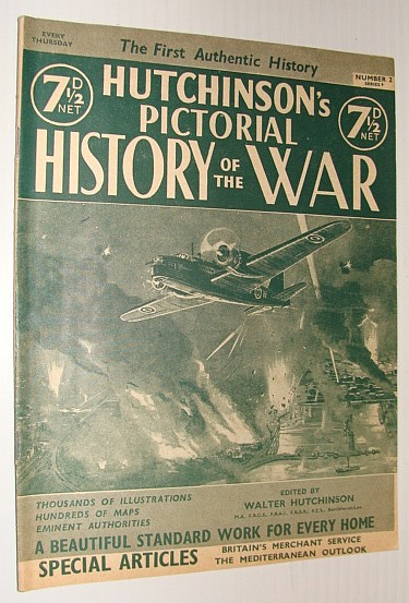 Image for Hutchinson's Pictorial History of the War, Series 9, Number 2, December 4 - December 10, 1940
