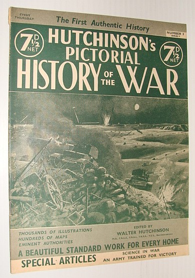 Image for Hutchinson's Pictorial History of the War, Series 9, Number 3, December 11 - 17, 1940