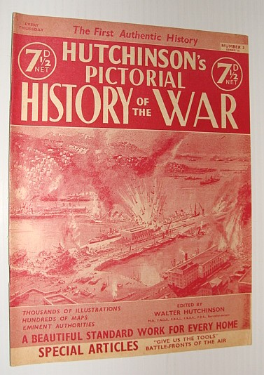 Image for Hutchinson's Pictorial History of the War, Series 10, Number 3, February 6 - 11, 1941