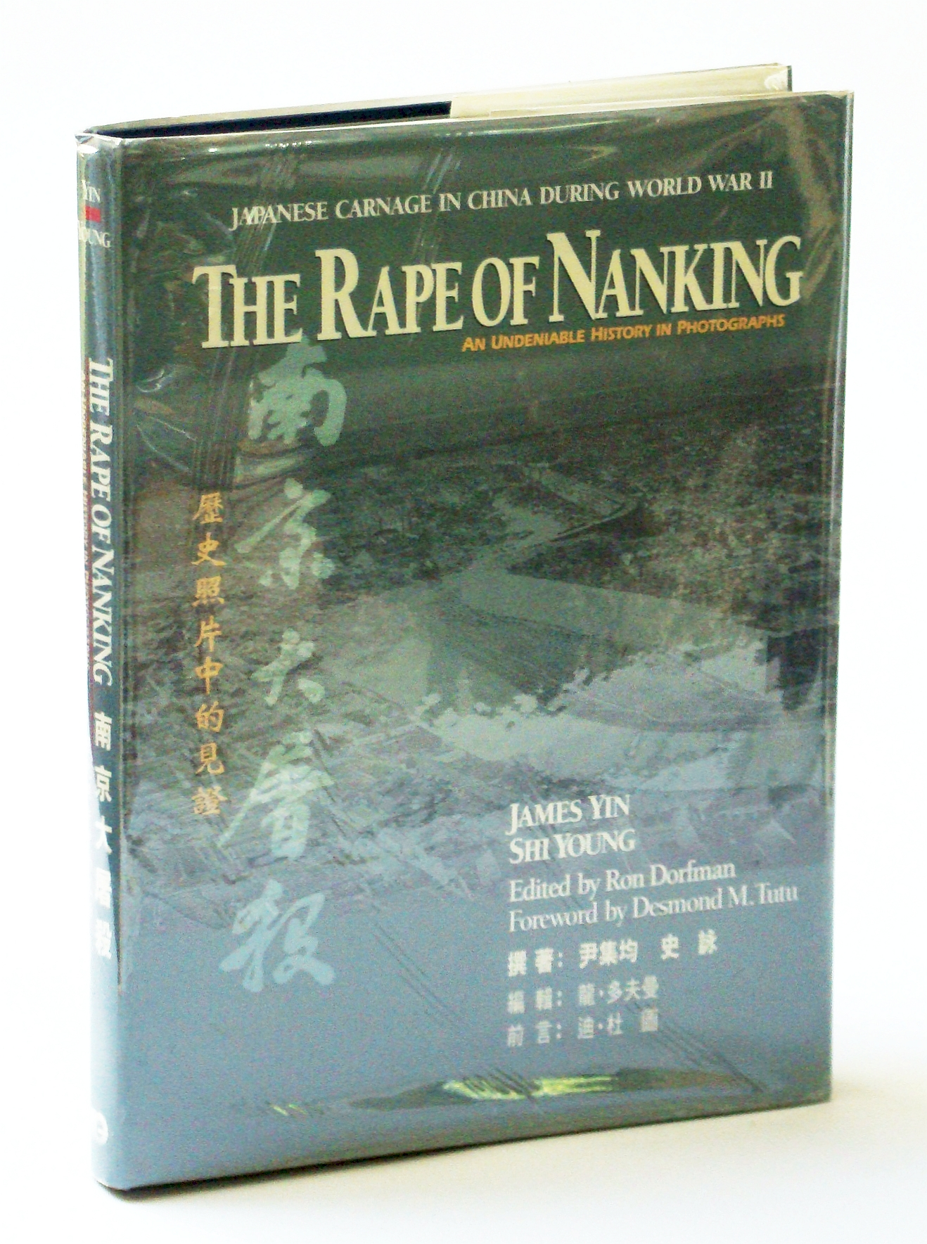 Image for The Rape of Nanking: An Undeniable History in Photographs