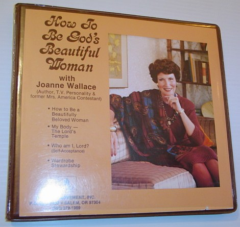 Image for How to Be God's Beautiful Woman - 4 Audio Cassette Tape Set in Case