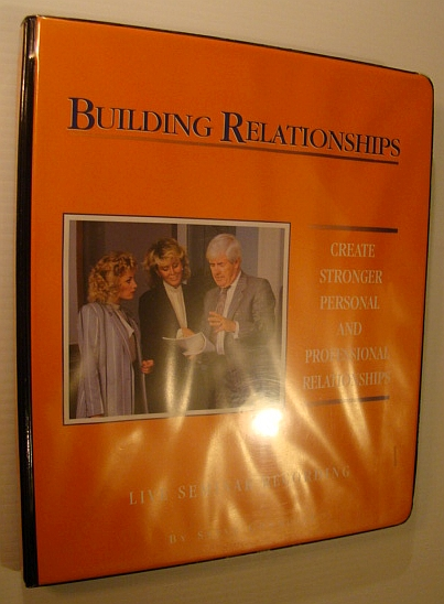 Image for Building Relationships (Live Audio Seminar Recording)