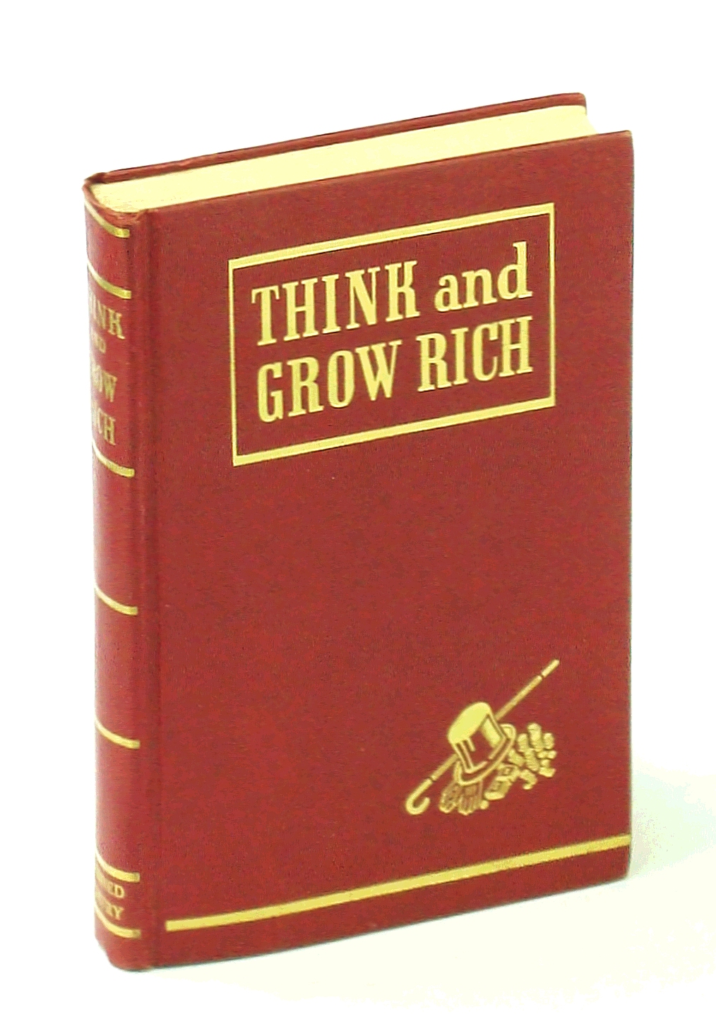 Image for Think And Grow Rich 1960