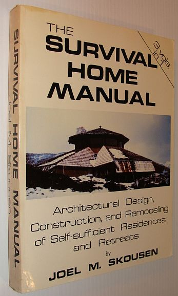 Image for The Survival Home Manual: Three Volumes in One